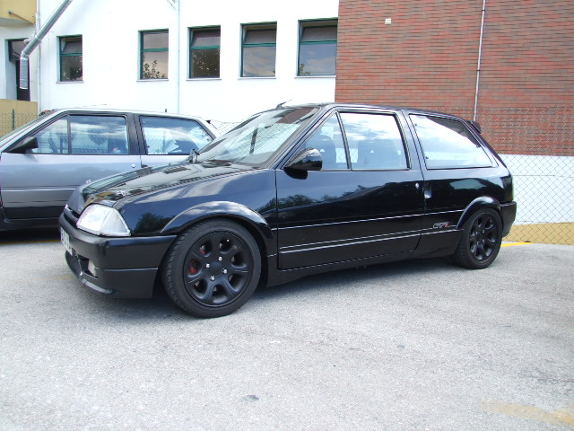 citroen ax 1 4 gti photos and comments. Black Bedroom Furniture Sets. Home Design Ideas