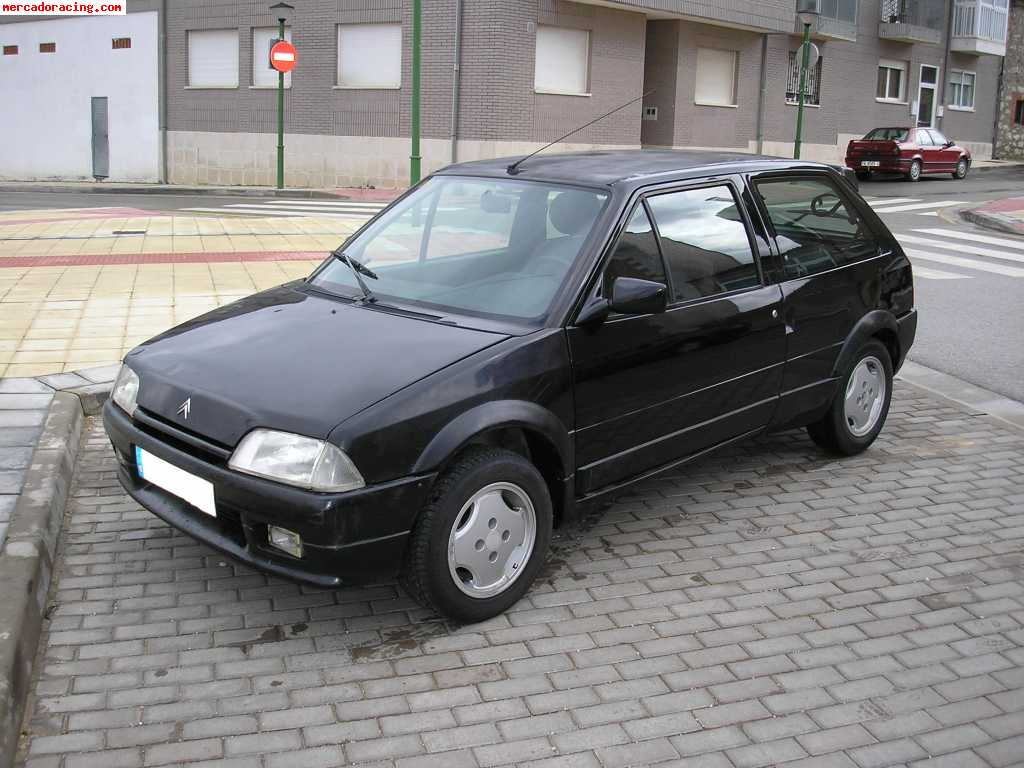 citroen ax gti photos and comments. Black Bedroom Furniture Sets. Home Design Ideas