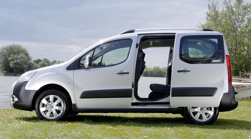 citroen berlingo 1.6 multispace #1