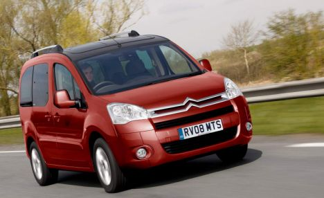 citroen berlingo 1.6 multispace #2