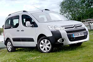 citroen berlingo 1.6 multispace #6