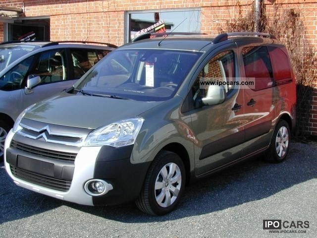 citroen berlingo hdi 110 fap #1