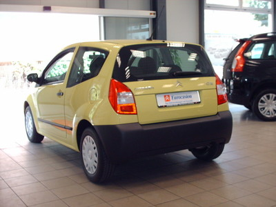citroen c2 1.1 advance #6