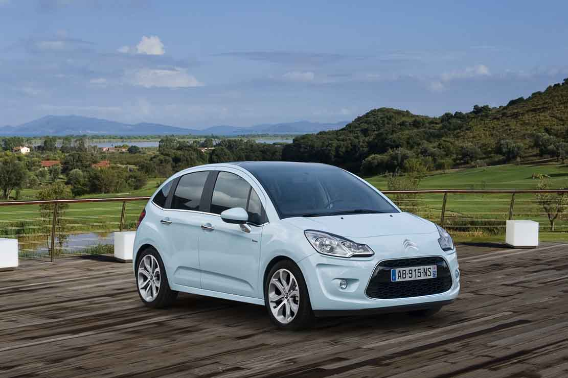 citroen c3 hdi 90 fap photos and comments