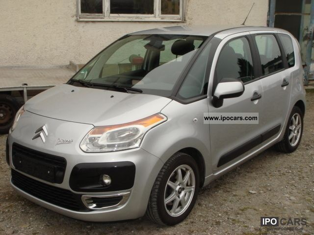 citroen c3 picasso vti 120 photos and comments www. Black Bedroom Furniture Sets. Home Design Ideas