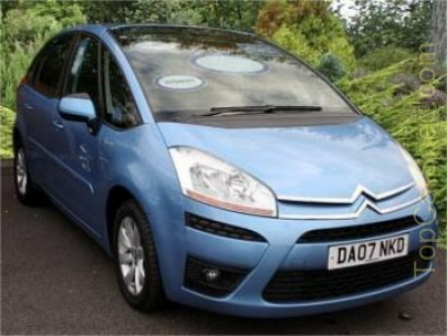 citroen c4 coupe 1 6 hdi fap vtr photos and comments. Black Bedroom Furniture Sets. Home Design Ideas