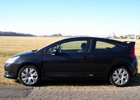 citroen c4 coupe 2 0 vts photos and comments. Black Bedroom Furniture Sets. Home Design Ideas