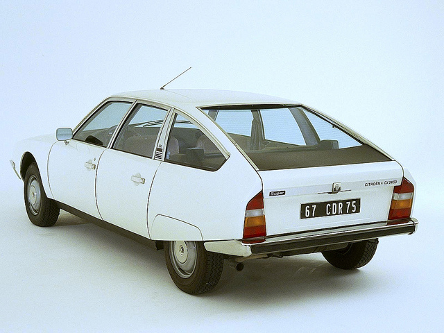 citroen cx 2400 super #1