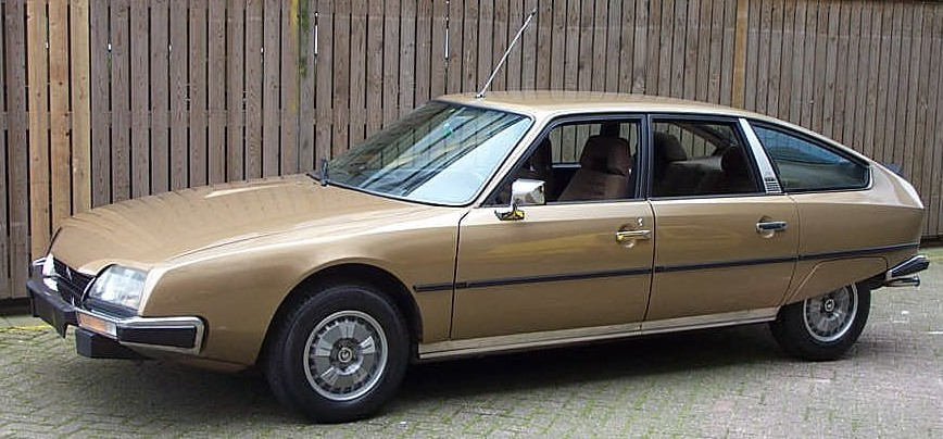 citroen cx 2400 super #3