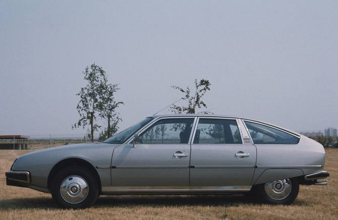 citroen cx 2400 super #7
