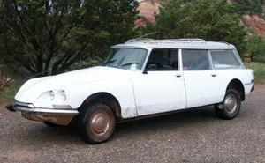 citroen ds safari-pic. 1