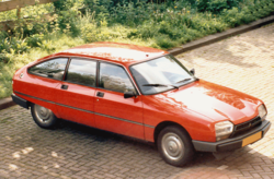 citroen gs-pic. 1