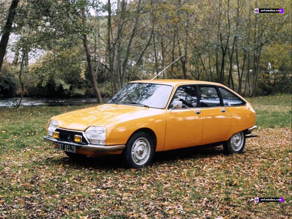 citroen gs a-pic. 1