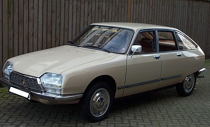 citroen gs a-pic. 2