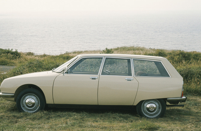 citroen gs club break #6