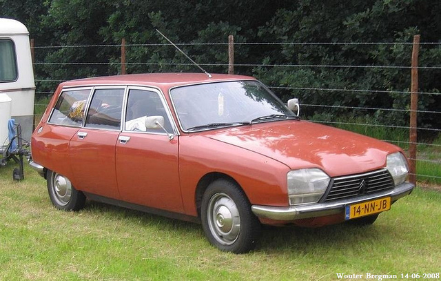 citroen gs club break #7
