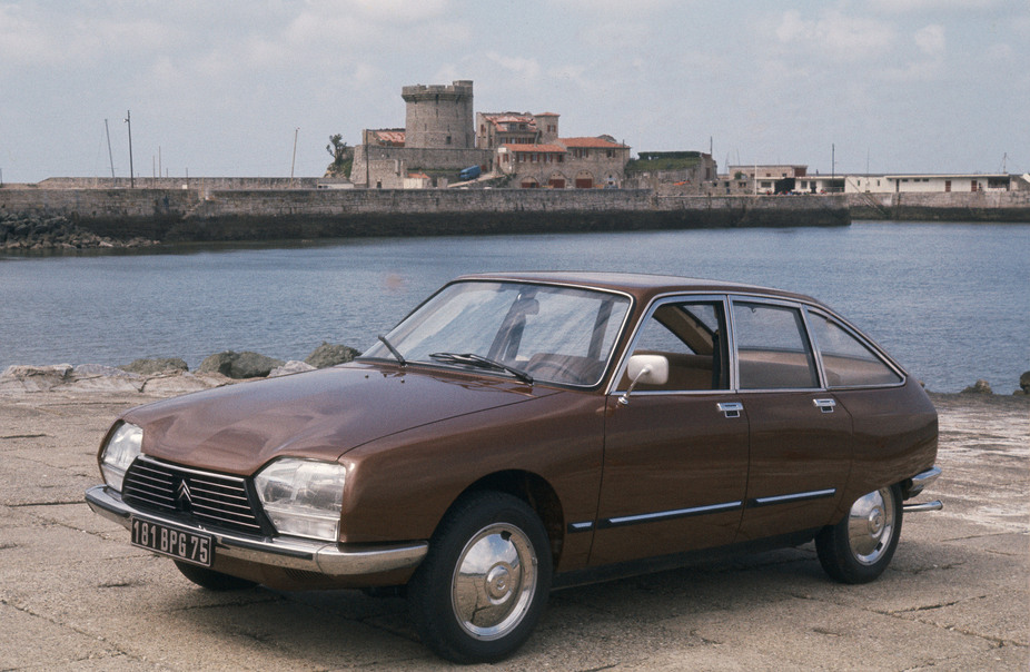citroen gs pallas #6