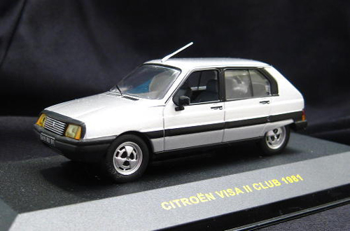 citroen visa club #7