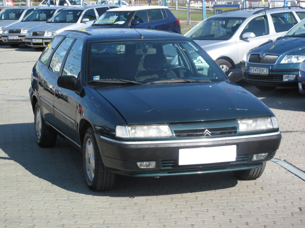 citroen xantia 1 9 turbo d photos and comments