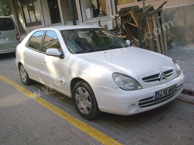 citroen xsara 1 4 hdi photos and comments. Black Bedroom Furniture Sets. Home Design Ideas