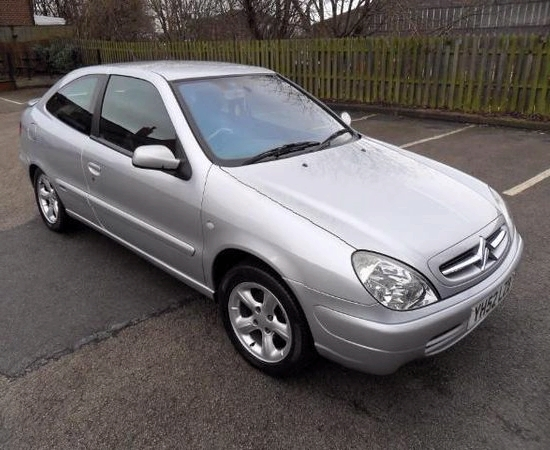 citroen xsara 1.6 coupe #2