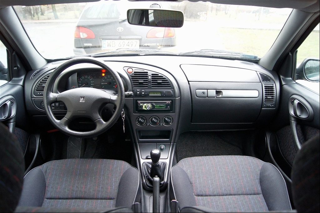 citroen xsara 1.6 coupe #4