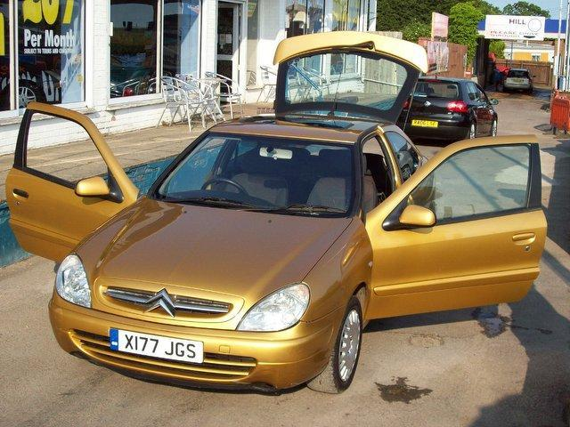 citroen xsara 1.6 coupe #8