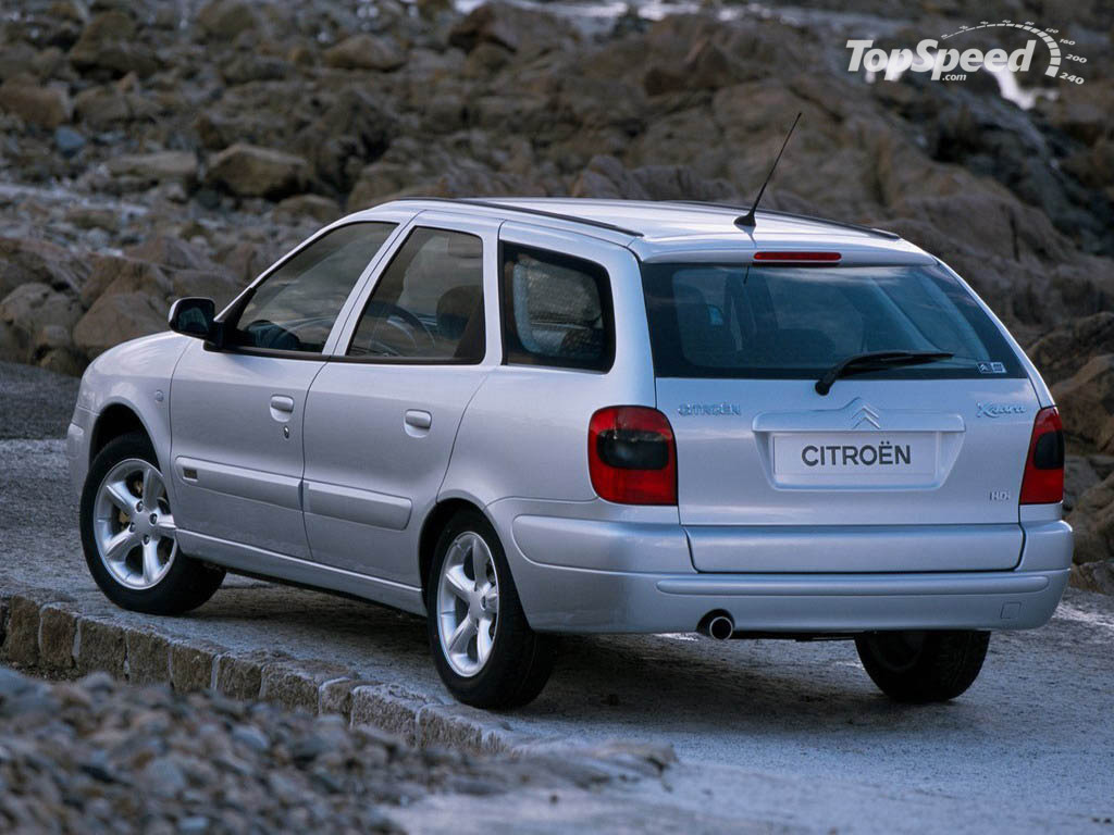 citroen xsara break-pic. 1