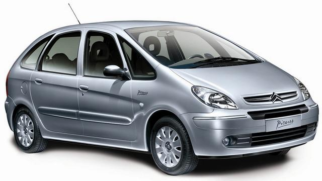 citroen xsara picasso 1 6 sx photos and comments. Black Bedroom Furniture Sets. Home Design Ideas