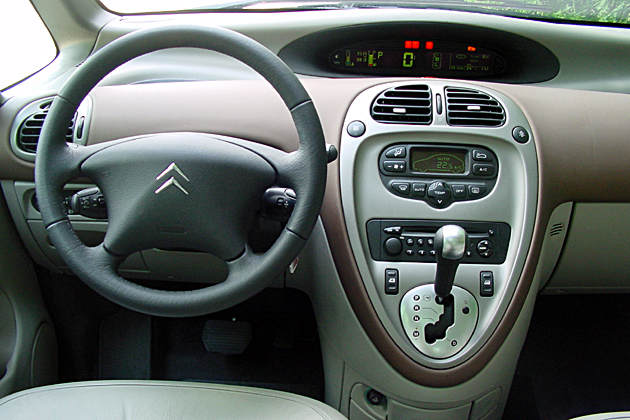 Citroen Xsara Picasso 1 6 Sx Photos And Comments Www