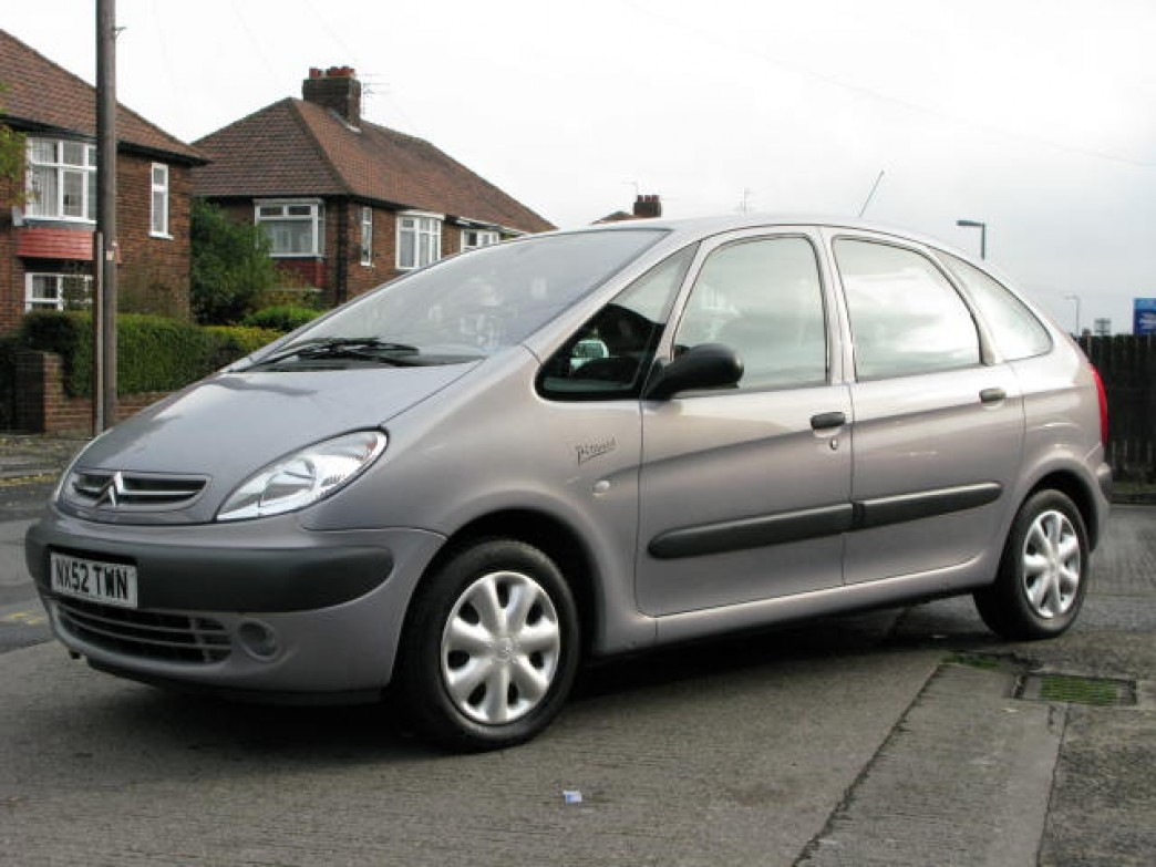 citroen xsara picasso 2 0 hdi photos and comments