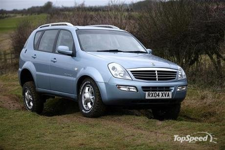 Roue complete occasion Daewoo REXTON