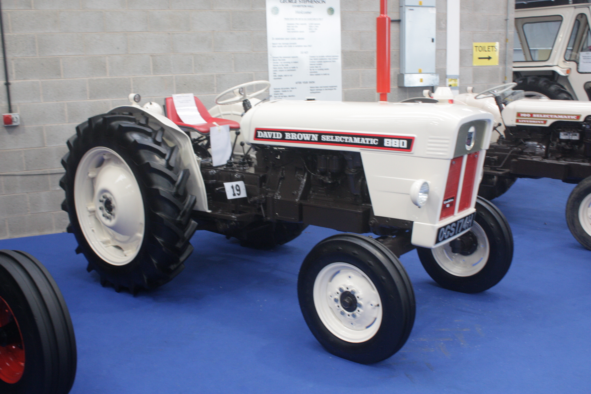 880 Ford Tractors : Modifications of david brown picautos