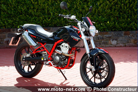 Derbi Mulhacen 125 Cafe Photos And Comments Www Picautos Com 2019