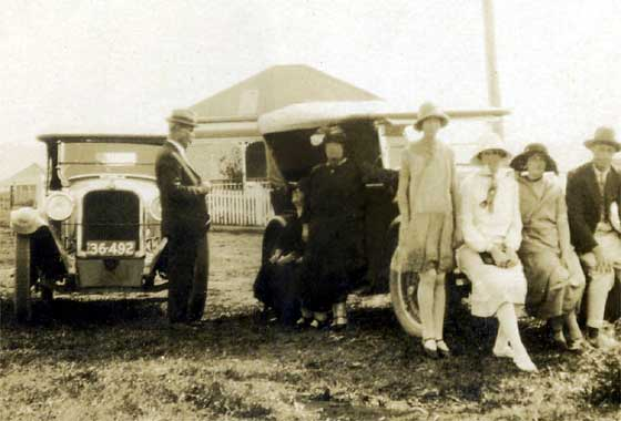 dodge brothers touring #6