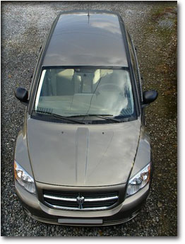 dodge caliber 1.8 mt #6