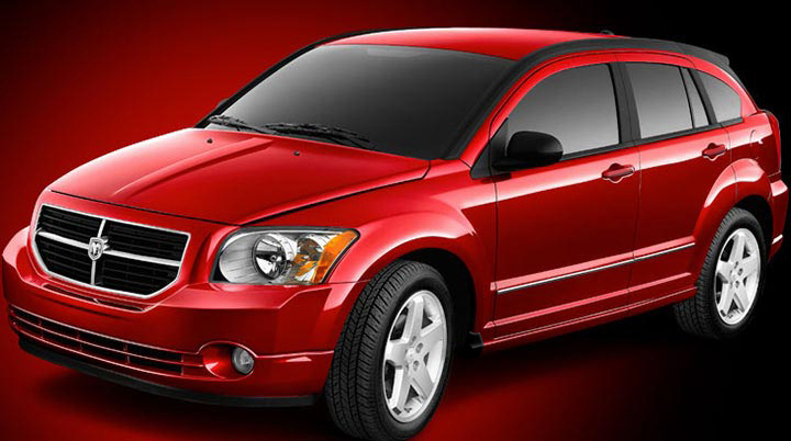 dodge caliber 1.8 mt #7