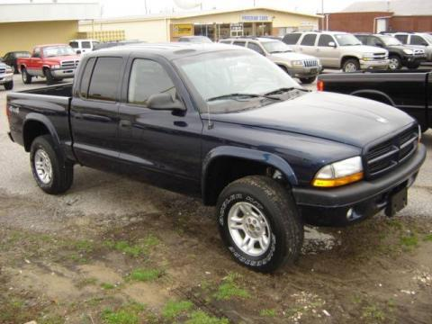 dodge dakota quad cab 4x4 #1