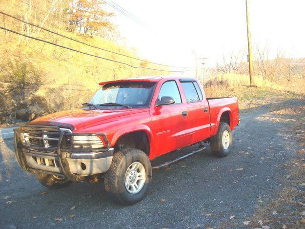 dodge dakota quad cab 4x4 #3