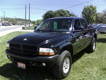 dodge dakota quad cab 4x4 #8