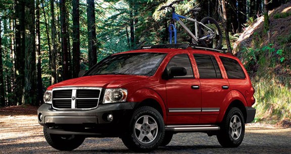 dodge durango adventurer-pic. 1