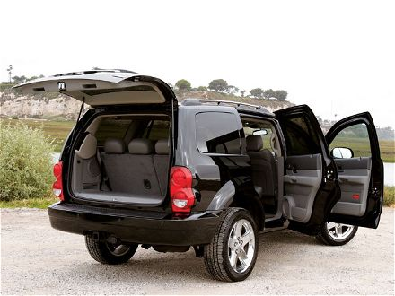dodge durango limited-pic. 2