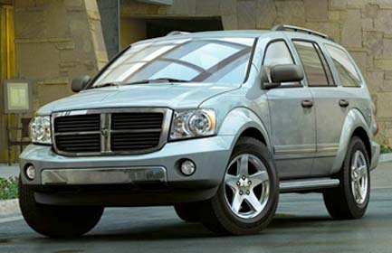 dodge durango limited 4x4-pic. 3