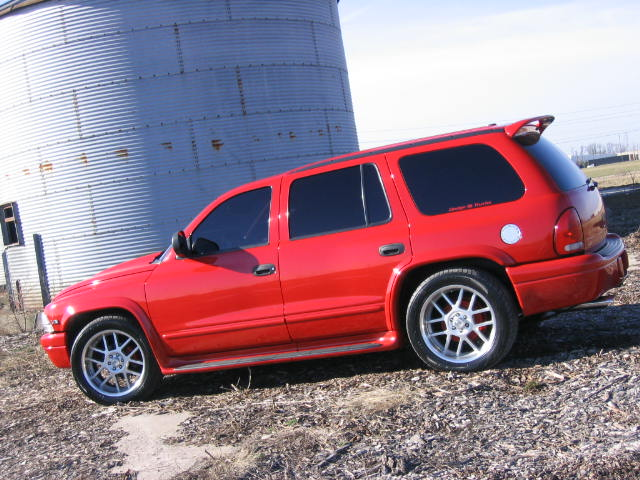 dodge durango rt-pic. 2