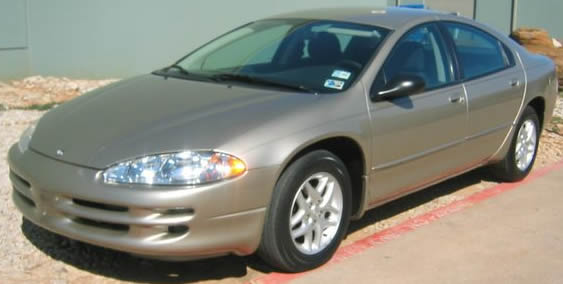Dodge intrepid. Photos and comments. www.picautos.com