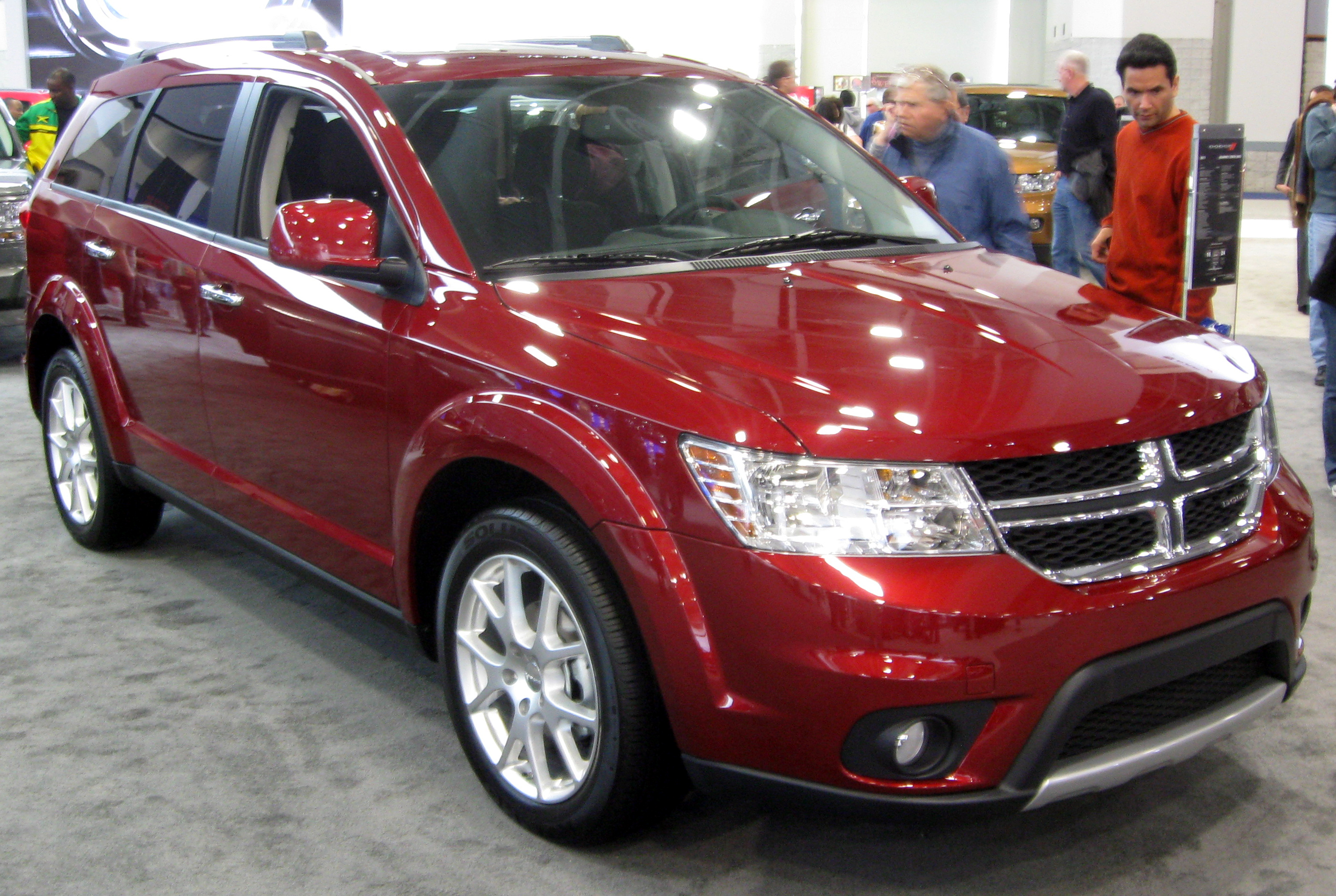dodge journey crew-pic. 1