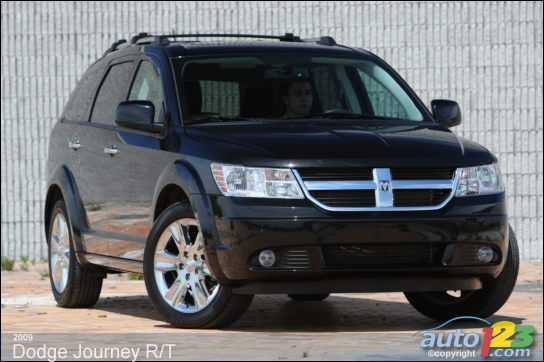 dodge journey rt-pic. 1