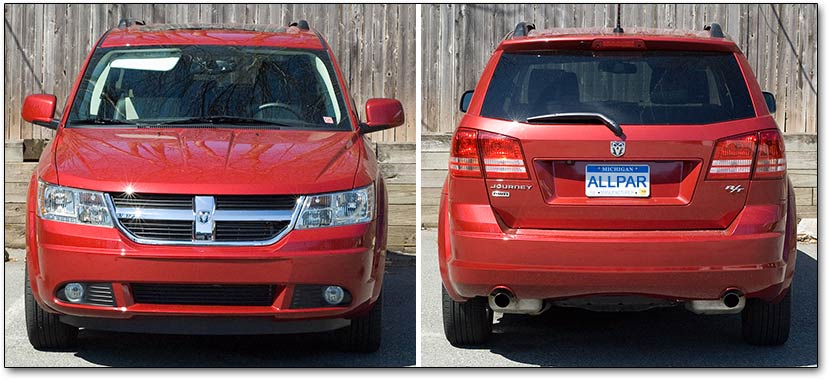 dodge journey sxt awd-pic. 2