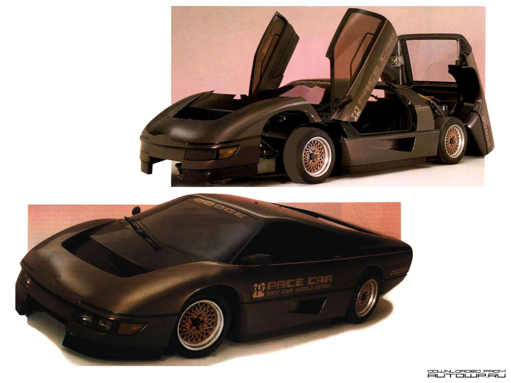 dodge m4s turbo interceptor #6