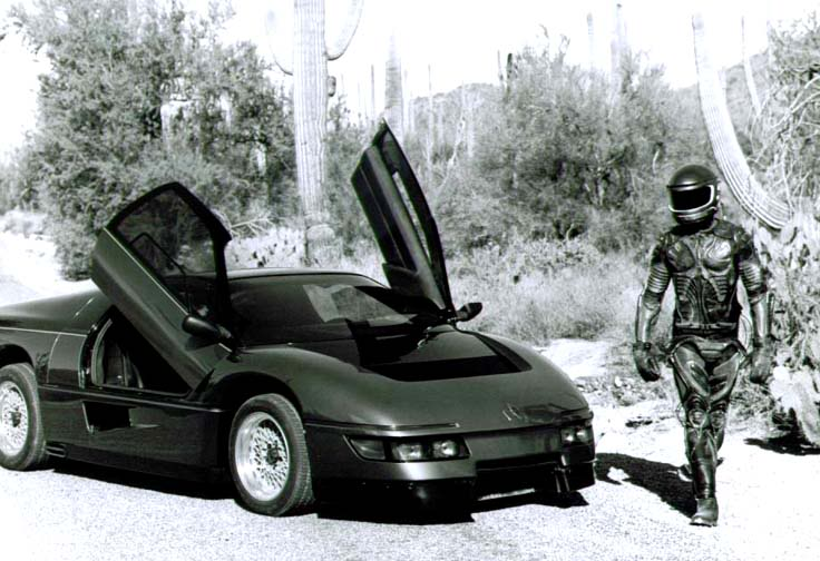 dodge m4s turbo interceptor #7